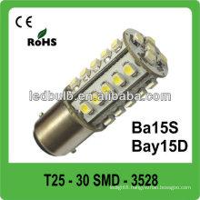 T20 BA15D 30 SMD marine led lights