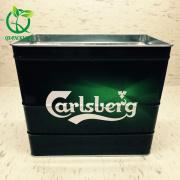metal  cooler ice bucket galvanized bucket