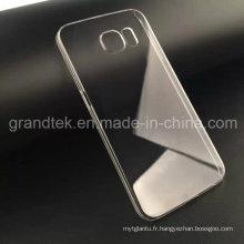 Cas de téléphone portable personnalisé pour Samsung Galaxy S6
