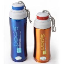 Stainless Steel Vacuum Sport Bottle