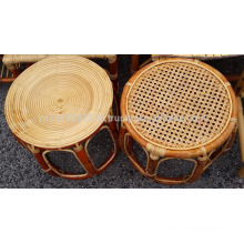 REAL Rattan Outdoor / Garden Furniture - Stool