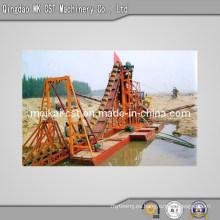 Máquina de la draga del cubo de la alta calidad con modificado para requisitos particulares
