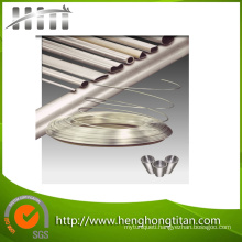 China Titanium Tube for Chemical Industry
