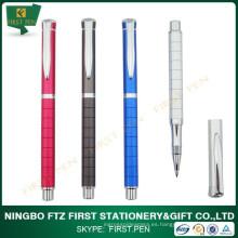 Regalo de negocios de alta calidad de metal pluma