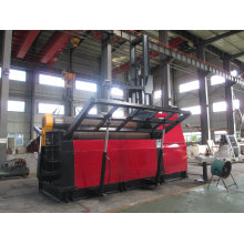 W12s-12X2500 Universal Hydraulic Plate Bending Rolling Machine