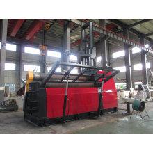 W12s-12X2500 Máquina de rolamento de chapas de placa hidráulica universal