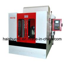 Máquina de grabado y fresado CNC de metal HS0708