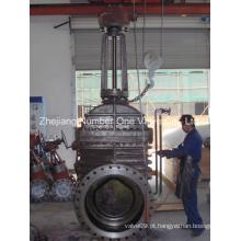 """Válvula de portão de tamanho grande aprovada BV (Z41Y-38 """")"""