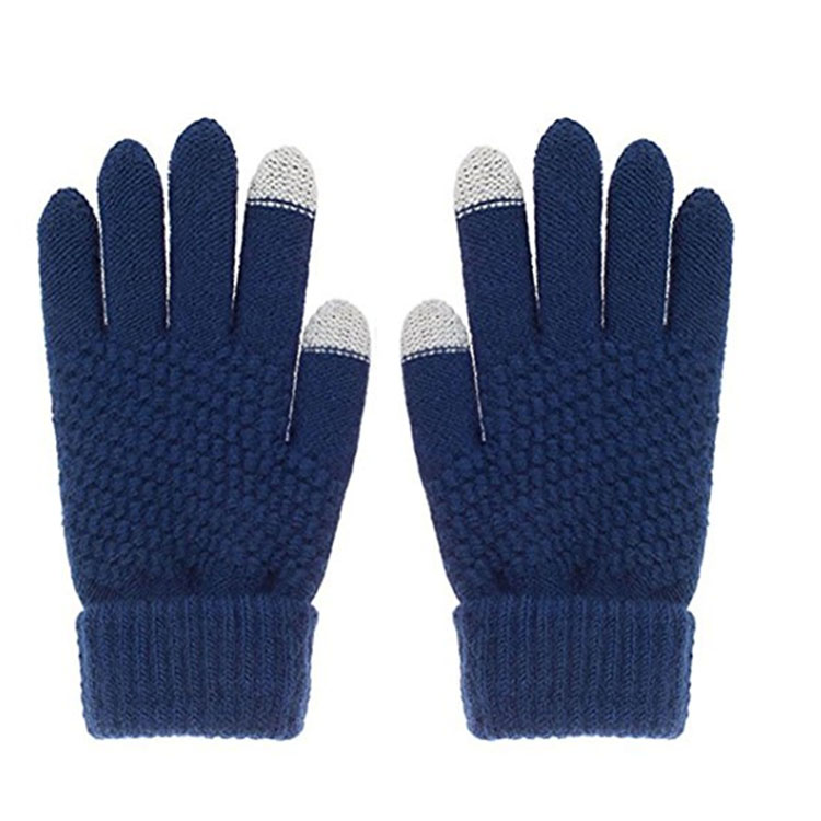 Touch screen Warm Knitted Gloves