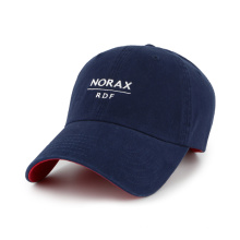 Comboed cotton with embroidery baseball cap