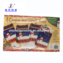 Paper Packaging Boxes Fancy Christmas Small Gift Box