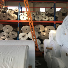 R-PET stitch bonded fabric
