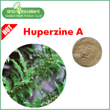 Quality for Best Standardized Herbal Extract,Green Tea Extract,Black Currant Extract,Cranberry Extract Manufacturer in China Chinese herb Huperzine A serrata extract Huperzine-A supply to South Korea Manufacturers