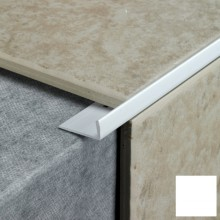 L Shape 10mm Straight Edge Tile Trim
