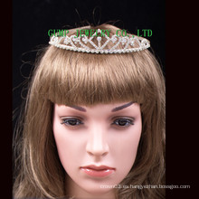 Mini tiara de las nuevas de la corona de la corona del diseño para la fiesta