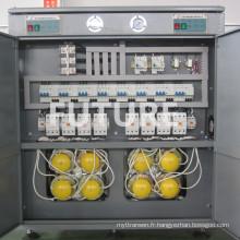 Chaudière à vapeur électrique pour la désinfection du remplissage des bouteilles