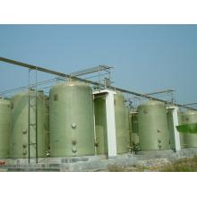 Fibra de vidrio / tanque de FRP para la fermentación