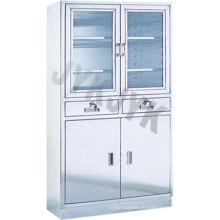 Шкаф для хранения медицинских принадлежностей из нержавеющей стали Jyk-D14