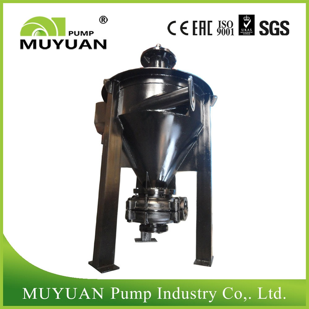 Rougher Concentrate Bypass Froth Pump