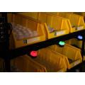 Escolha para iluminar o sensor de toque com lâmpada indicadora de 50 mm
