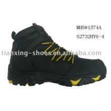 sapatos caminhantes