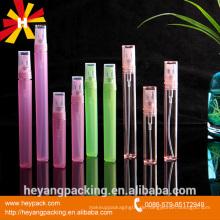 Nachfüllbares Mini-Parfüm 2ml bis 10ml Sprühflasche