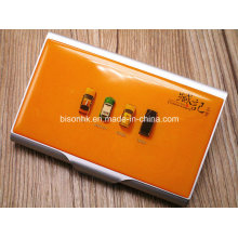 Customized Business Card Holder for Promotion Gifts