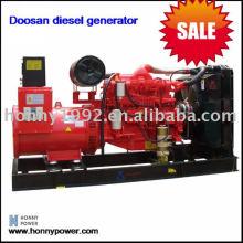 200KW/250KVA doosan power diesel generating sets