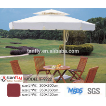 elaborate competitive hotproduct large Indian sun umbrella outdoor