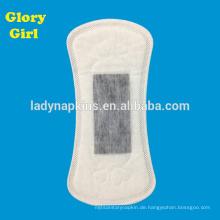 Schlank mit Baumwoll-Tagesdecke für den täglichen Gebrauch und ultradünne Bambuskohle-Slipeinlagen