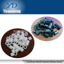 White nylon plastic flat washer