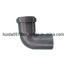 PVC Belling Fitting Formen-Ellenbogen 90 Grad
