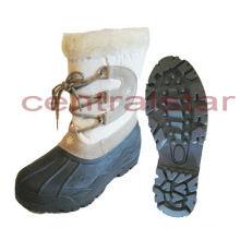 Botas de neve de inverno anti-frio moda (sb034)