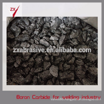 Boron Carbide for welding industry