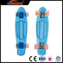 Barato buen longboard 4 ruedas todo tipo de patineta para niños