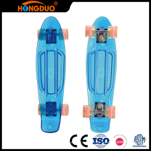 Cheap good longboard 4 rodas de todos os tipos de skate para crianças
