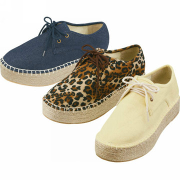2014 factory direct selling Korean cute female student Banded flats shoes canvas shoes recreational sports women shoes