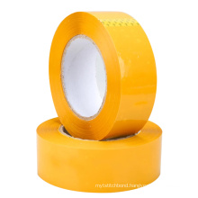Hot Selling 48mm/52mm Width Factory Outlet High Adhesive Product Super Clear BOPP Tape For Carton Packing