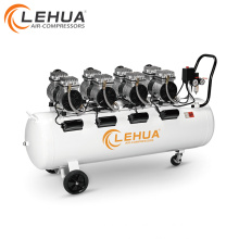 150l 3hp 150L oil free air compressor for dental use