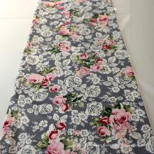 Nueva tela de algodón de impresión de moda en Stock