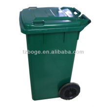 120L / 240L en plastique extérieur poubelle moule