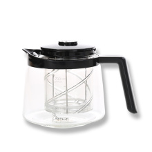 Rotatable high temperature resistance tea make pot