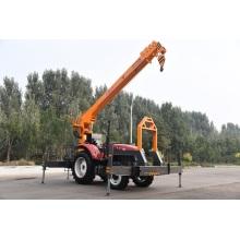 10 ton tractor crane rough terrain crane