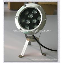 Guter Preis für 12w führte Poollicht RGB / einzelne Farbe 12v CE ROHS genehmigt