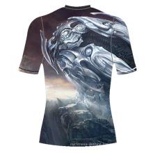 Fashion Hot Sale Full Sublimated T Shirt