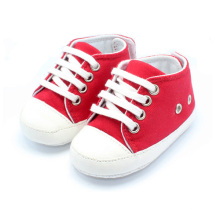 wholesale newborn baby girl boy casual anti slip canvas shoes