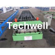 Pbu Metal Roof / Wall Panel Roll Forming Machine For Pbu, U Panels