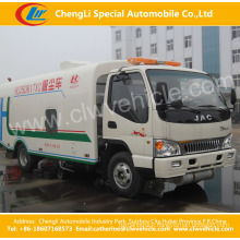4X2 JAC Vacuumsewage Cleaner Tank Truck/Waste Disposal Truck