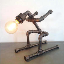 Gusseisenlampe Gusseisenlampe Schlafzimmerkopflampe