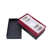 Luxury Bespoke Custom Logo Cosmetic Box For Essential Oil Cardboard Paper Packaging